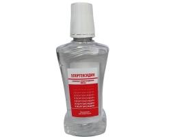 Полоскание для полости рта «Саномед» с хлоргексидином объём: 100, 150 и 500 мл