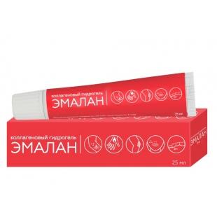 '''ЭМАЛАН '''— коллагеновый гидрогель для скорейшего заживления различных проблем кожи и слизистых.
