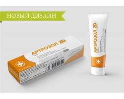 АРТРОЗОЛ ZD™ – новое средство в линейке бренда ZD