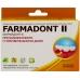 Коллагеновые пластины для дёсен «FARMADONT II» с ромашкой, валерианой, арникой, мятой