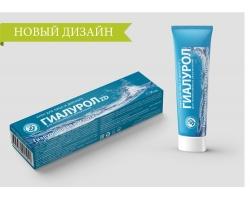 Крем с гиалуроновой кислотой для лица и декольте ГИАЛУРОЛ ZD™